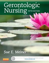 cover image - Evolve Resources for Gerontologic Nursing,5th Edition