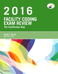 cover image - Facility Coding Exam Review 2016