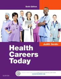 cover image - Health Careers Today,6th Edition