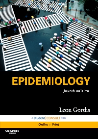 cover image - Epidemiology Elsevier eBook on VitalSource,4th Edition