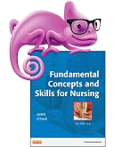 cover image - Elsevier Adaptive Quizzing for Fundamental Concepts and Skills for Nursing,4th Edition