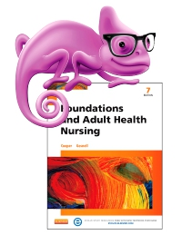 cover image - Elsevier Adaptive Quizzing for Foundations and Adult Health Nursing,7th Edition