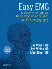 cover image - Easy EMG,2nd Edition