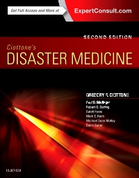 cover image - Ciottone's Disaster Medicine,2nd Edition