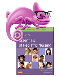 cover image - Elsevier Adaptive Quizzing for Hockenberry Wong's Essentials of Pediatric Nursing,9th Edition
