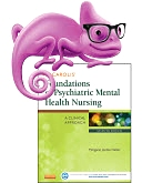 cover image - Elsevier Adaptive Quizzing for Halter Varcarolis' Foundations of Psychiatric Mental Health Nursing,7th Edition
