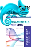 cover image - Elsevier Adaptive Learning for Fundamentals of Nursing,8th Edition
