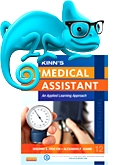cover image - Elsevier Adaptive Learning for Kinn's The Medical Assistant,12th Edition