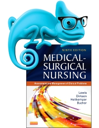 cover image - Elsevier Adaptive Learning for Medical-Surgical Nursing,9th Edition