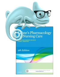 cover image - Elsevier Adaptive Learning for Pharmacology for Nursing Care,9th Edition