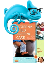 cover image - Elsevier Adaptive Learning for Maternal Child Nursing Care,5th Edition