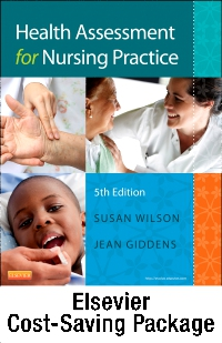 cover image - Health Assessment for Nursing Practice - Text and Elsevier Adaptive Learning Package,5th Edition