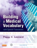 cover image - Medical Terminology Online for Building a Medical Vocabulary,9th Edition