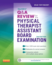 cover image - Evolve Resources for Saunders Q&A Review for the Physical Therapist Assistant Board Examination