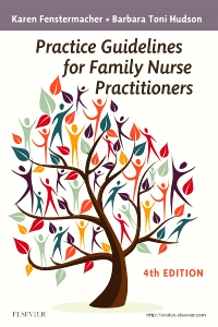 cover image - Practice Guidelines for Family Nurse Practitioners - Elsevier eBook on VitalSource,4th Edition