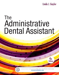 cover image - The Administrative Dental Assistant - Elsevier eBook on VitalSource,4th Edition