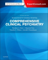 cover image - Massachusetts General Hospital Comprehensive Clinical Psychiatry,2nd Edition