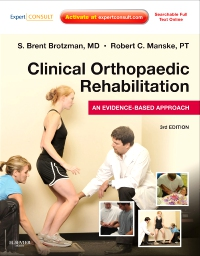 cover image - Clinical Orthopaedic Rehabilitation: An Evidence-Based Approach Elsevier eBook on VitalSource,3rd Edition
