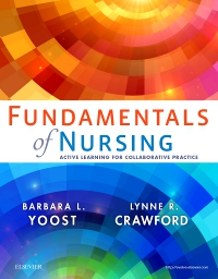 cover image - Fundamentals of Nursing - Elsevier eBook on VitalSource