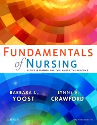 cover image - Fundamentals of Nursing - Elsevier eBook on VitalSource