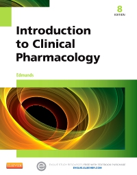 cover image - Evolve Resources for Introduction to Clinical Pharmacology,8th Edition