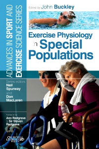cover image - Globe University - Evolve Resources for Exercise Physiology in Special Populations