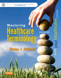 cover image - Mastering Healthcare Terminology - Elsevier eBook on VitalSource,5th Edition