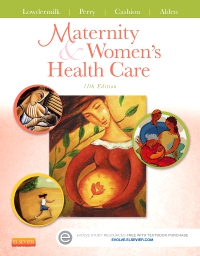 cover image - Maternity and Women's Health Care - Elsevier eBook on VitalSource,11th Edition