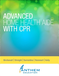 cover image - PCT130 -- Evolve for Advanced Home Health Aide with CPR