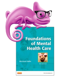cover image - Elsevier Adaptive Quizzing for Foundations of Mental Health Care,5th Edition