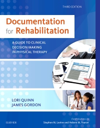 cover image - Documentation for Rehabilitation - Elsevier eBook on VitalSource,3rd Edition