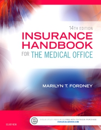 cover image - Insurance Handbook for the Medical Office - Elsevier eBook on VitalSource,14th Edition