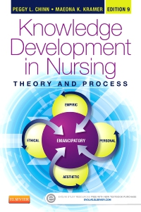 cover image - Knowledge Development in Nursing - Elsevier eBook on VitalSource,9th Edition