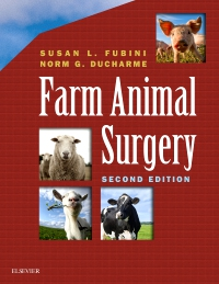 cover image - Farm Animal Surgery,2nd Edition