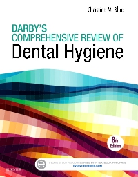 cover image - Darby's Comprehensive Review of Dental Hygiene - Elsevier eBook on VitalSource,8th Edition