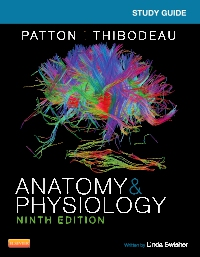 cover image - Study Guide for Anatomy & Physiology,9th Edition