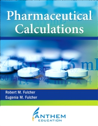 cover image - PROP - Pharmaceutical Calculations Custom E-Book