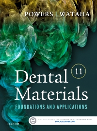 cover image - Evolve Resources for Dental Materials,11th Edition