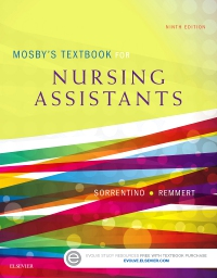 cover image - Evolve Resources for Mosby's Textbook for Nursing Assistants,9th Edition
