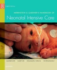 cover image - Merenstein & Gardner's Handbook of Neonatal Intensive Care,8th Edition