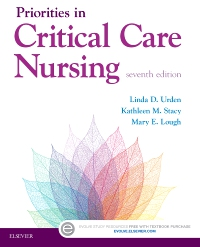 cover image - Priorities in Critical Care Nursing - Elsevier eBook on VitalSource,7th Edition