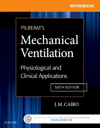 cover image - Workbook for Pilbeam's Mechanical Ventilation,6th Edition