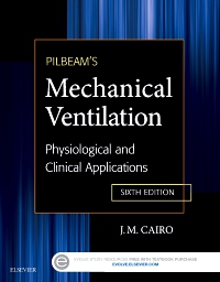 cover image - Evolve Resources for Pilbeam's Mechanical Ventilation,6th Edition