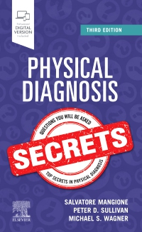 cover image - Physical Diagnosis Secrets Elsevier eBook on VitalSource,3rd Edition