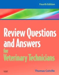 cover image - Evolve Resources for Review Questions and Answers for Veterinary Technicians - Revised Reprint,4th Edition