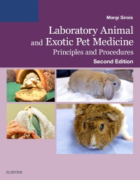 cover image - Evolve Resources for Laboratory Animal and Exotic Pet Medicine,2nd Edition