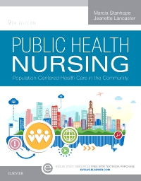 cover image - Public Health Nursing,9th Edition