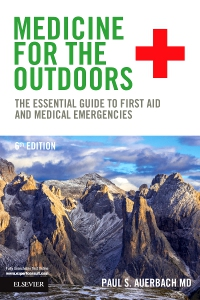 cover image - Medicine for the Outdoors,6th Edition