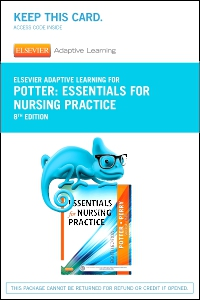 cover image - Elsevier Adaptive Learning for Essentials for Nursing Practice (Acces Code),8th Edition