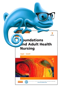 cover image - Elsevier Adaptive Learning for Foundations and Adult Health Nursing,7th Edition